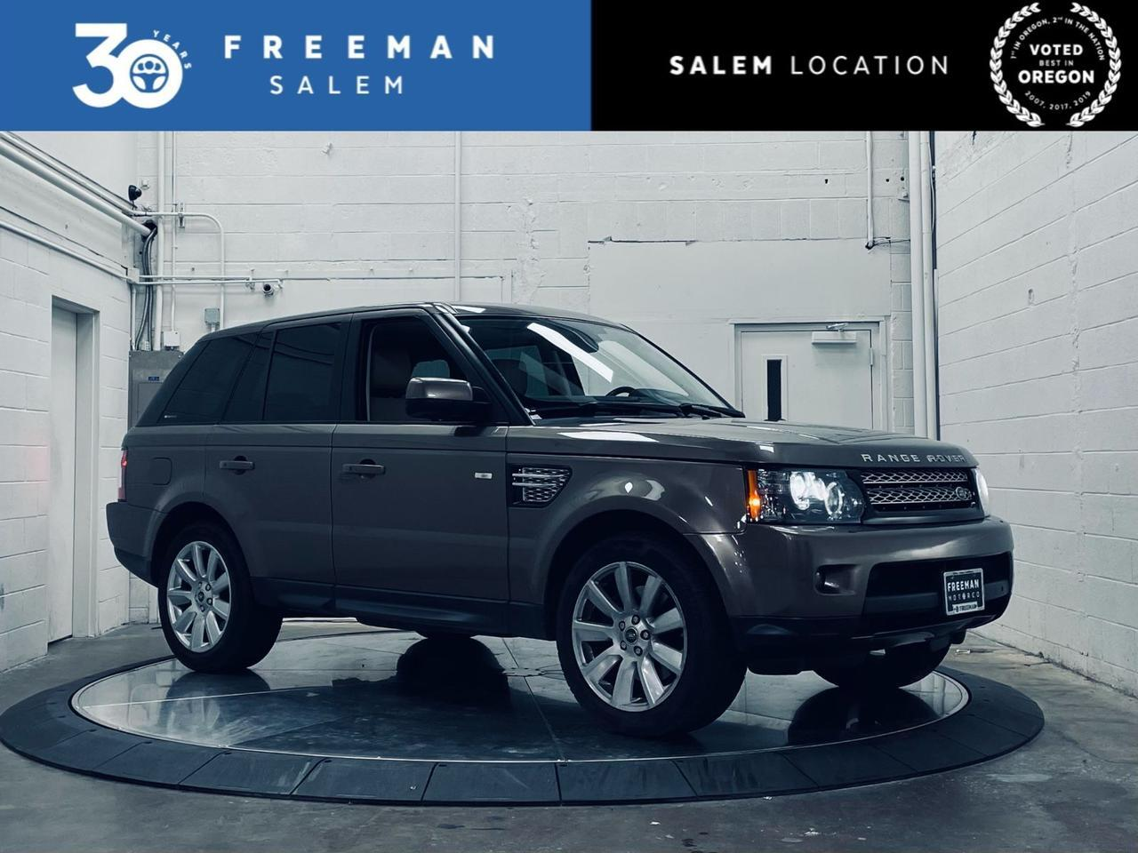 2013 Land Rover Range Rover Sport HSE LUX Vision Assist Package Salem OR