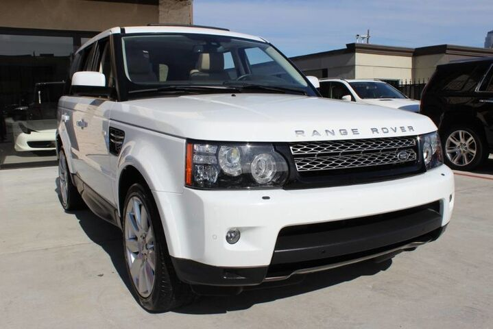 Who Owns Range Rover >> 2013 Land Rover Range Rover Sport Hse Lux 1 Owner Clean Carfax