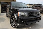 2013 Land Rover Range Rover Sport HSE LUX,TEXAS BORN,10 SERVICE RECORDS,WHEELS!