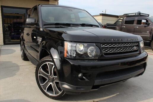 2013 Land Rover Range Rover Sport HSE LUX,TEXAS BORN,10 SERVICE RECORDS,WHEELS! Houston TX
