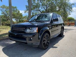 2013_Land Rover_Range Rover Sport_HSE Lux Sport Utility 4D_ Hollywood FL