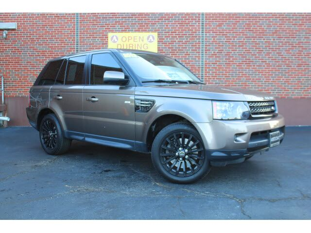 2013 Land Rover Range Rover Sport HSE Merriam KS