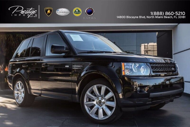 2013_Land Rover_Range Rover Sport_HSE_ North Miami Beach FL