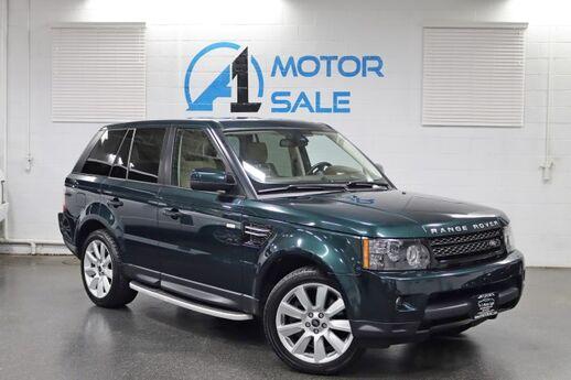 2013 Land Rover Range Rover Sport HSE Schaumburg IL