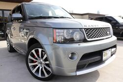 Land Rover Range Rover Sport SC Autobiography TEXAS BORN CLEAN CARFAX 2013
