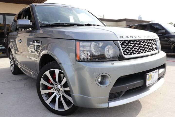 2013 Land Rover Range Rover Sport SC Autobiography TEXAS BORN CLEAN CARFAX Houston TX