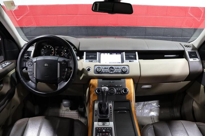 2013 Land Rover Range Rover Sport Supercharged 4dr Suv Chicago IL