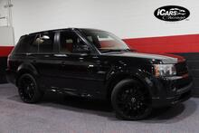 2013 Land Rover Range Rover Sport Supercharged Autobiography 4dr Suv