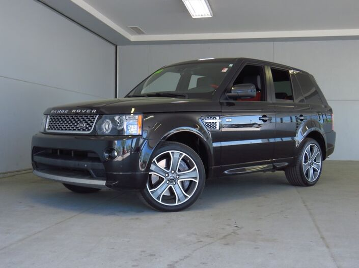 2013 Land Rover Range Rover Sport Supercharged Merriam KS