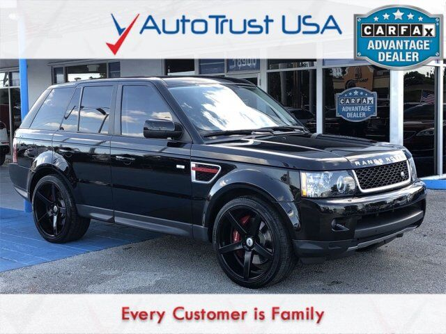 2013 Land Rover Range Rover Sport Supercharged Miami FL