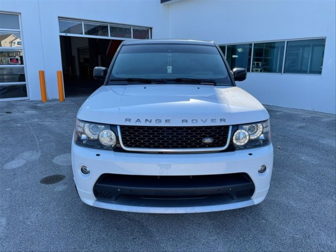 2013 Land Rover Range Rover Sport Supercharged Sport Utility 4D Hollywood FL