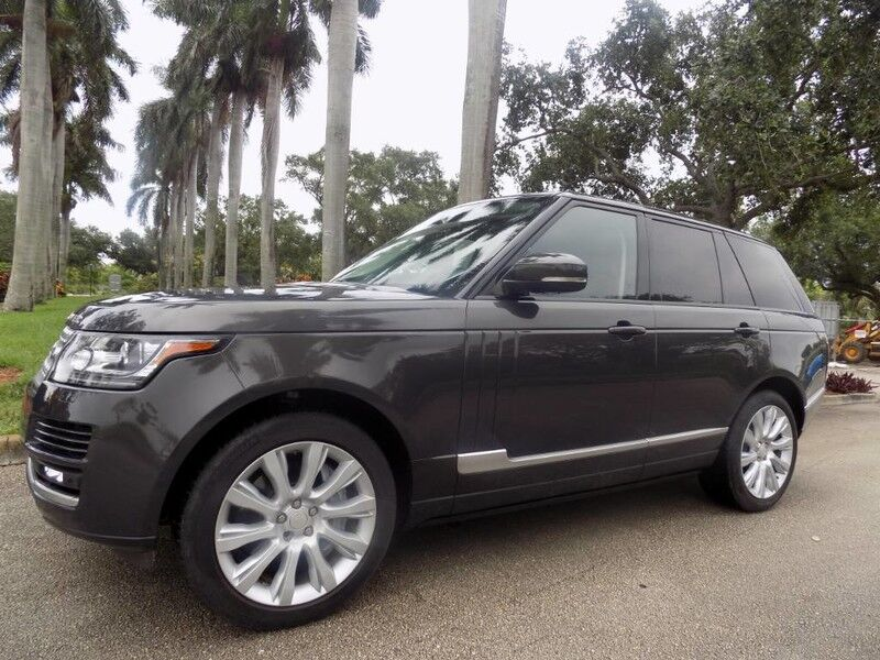 2013 Land Rover Range Rover Supercharged Hollywood FL