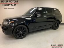 2013_Land Rover_Range Rover_Supercharged ONE OWNER LOW MILES CLEAN CARFAX Rear Ent_ Addison TX