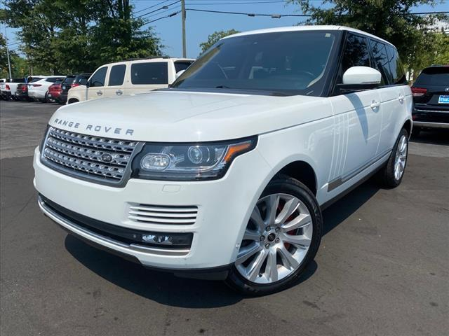 2013 Land Rover Range Rover Supercharged Raleigh NC