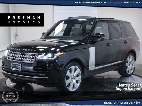 2013_Land Rover_Range Rover_V8 S/C Just 26k Miles Heated Steering Wheel_ Portland OR