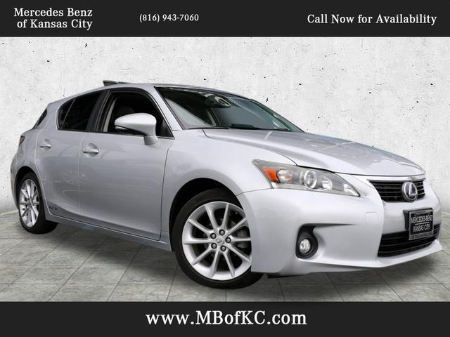 2013 Lexus CT 200h  Kansas City MO