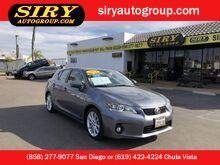 2013_Lexus_CT 200h_Hybrid_ San Diego CA