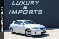 2013_Lexus_CT_200h_ Leavenworth KS