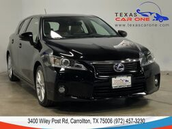 2013_Lexus_CT 200h_NAVIGATION SUNROOF LEATHER HEATED SEATS BLUETOOTH KEYLESS START_ Carrollton TX
