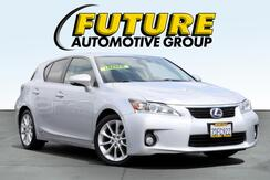 2013_Lexus_CT_Hatchback_ Roseville CA