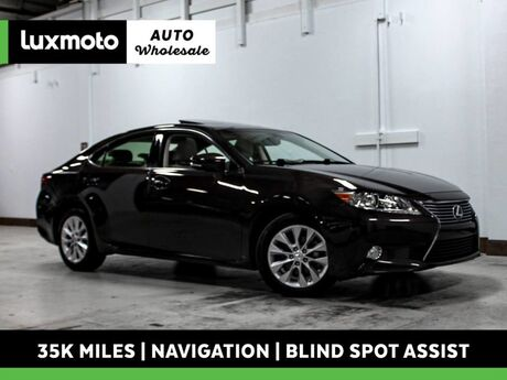 2013 Lexus ES 300h Hybrid 35k Miles Nav Blind Spot Assist Back-Up Cam Portland OR