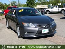 2013 Lexus ES 350  South Burlington VT