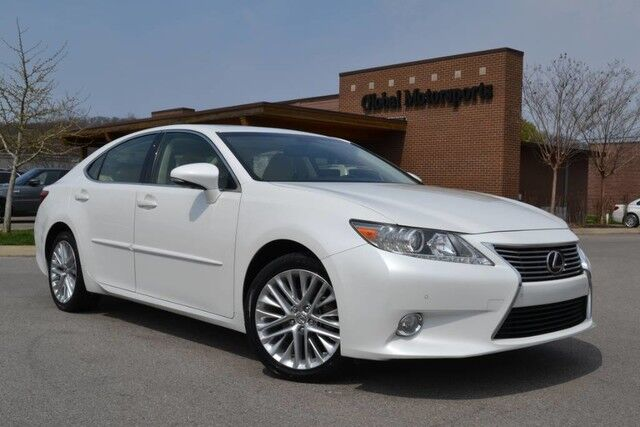 2013 Lexus ES 350 1 Owner Local Trade/Blind Spot Monitor w/Cross Traffic Alert/Prem Pkg/Navigation/Rear Cam/Heated&Cooled Seats/Loaded Nashville TN