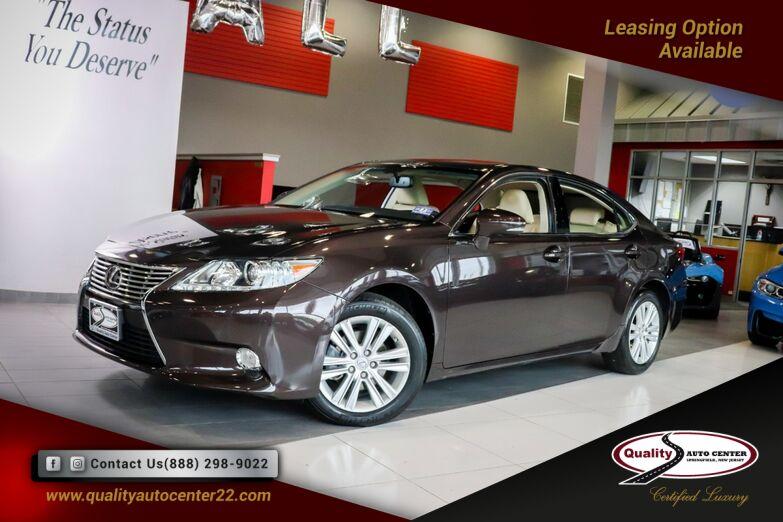 2013 Lexus ES 350 4dr Sdn Luxury Pkg, Park Assist Springfield NJ