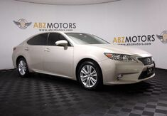2013_Lexus_ES 350_4dr Sdn Rear Camera,Bluetooth,Push Start,Sunroof_ Houston TX