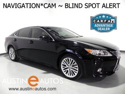 2013_Lexus_ES 350_*LUXURY PKG, NAVIGATION, BLIND SPOT ALERT, BACKUP-CAMERA, MOONROOF, LEATHER, CLIMATE SEATS, BLUETOOTH PHONE & AUDIO_ Round Rock TX