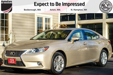 2013_Lexus_ES 350_Premium_ Boxborough MA
