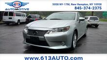 2013_Lexus_ES 350_Sedan_ Ulster County NY