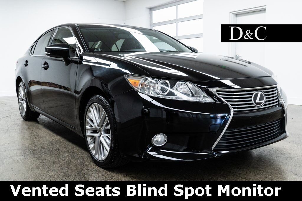 2013 Lexus ES 350 Vented Seats Blind Spot Monitor Portland OR