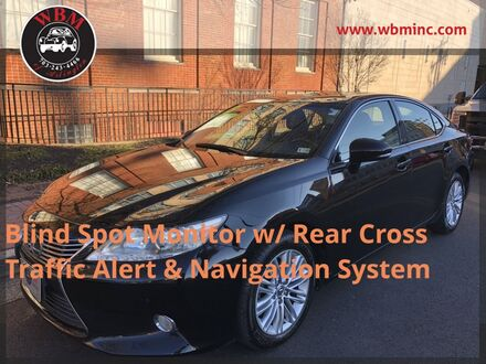 2013_Lexus_ES 350_w/ Luxury Pkg & Navigation_ Arlington VA