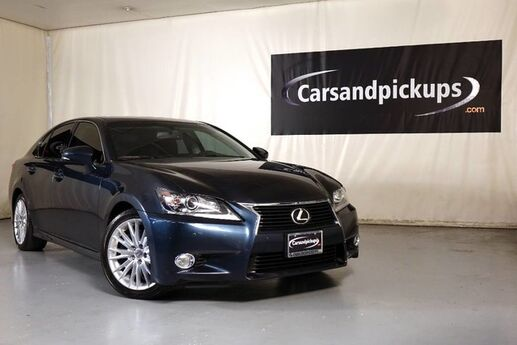 2013 Lexus GS 350  Dallas TX