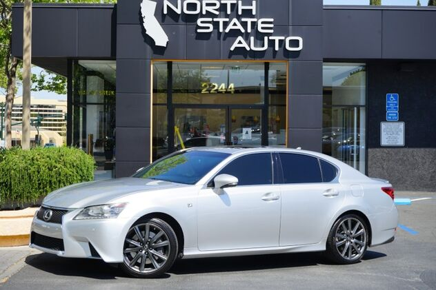 2013_Lexus_GS 350__ Walnut Creek CA