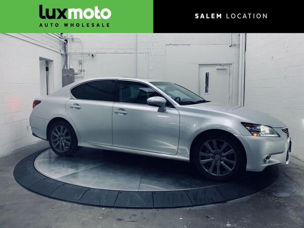 2013_Lexus_GS 350_AWD Blind Spot Monitor Heated/Ventilated Seats_ Salem OR