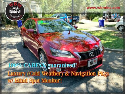 2013_Lexus_GS 350_AWD w/ Luxury Package_ Arlington VA