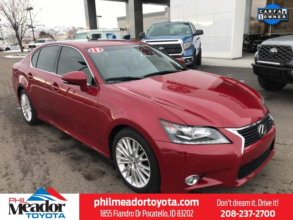 2013 Lexus GS 350 Base Pocatello ID