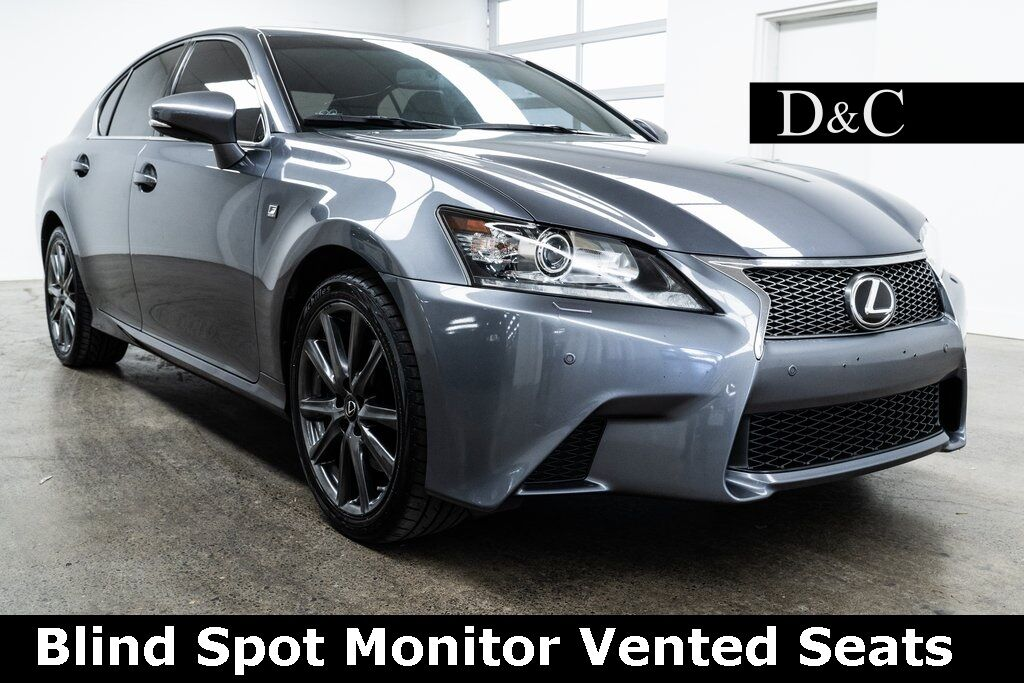 2013 Lexus GS 350 Blind Spot Monitor Vented Seats Portland OR