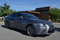 Lexus GS 350 Local Trade/Very Clean/F Sport Pkg/Blind Spot Monitor/Nav/Rear View Cam/Multi-Contour Heated&Cooled Seats/Heated Steering Wheel/Rear Spoiler/Loaded! 2013