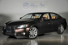 2013 Lexus GS 350 Luxury Premium Pkg