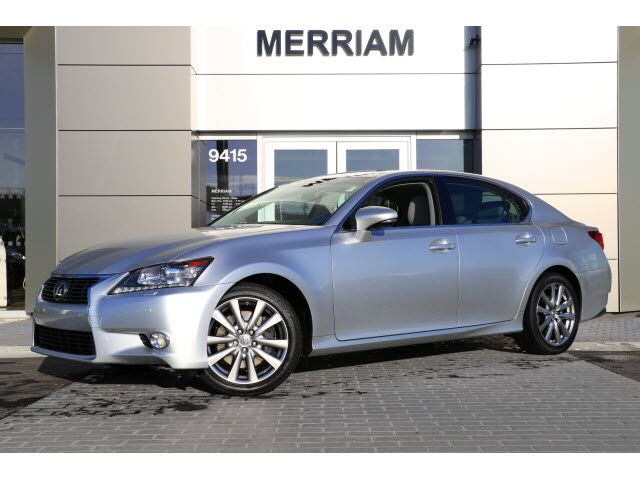 2013 Lexus GS 350 Premium Package AWD with Navigation Merriam KS