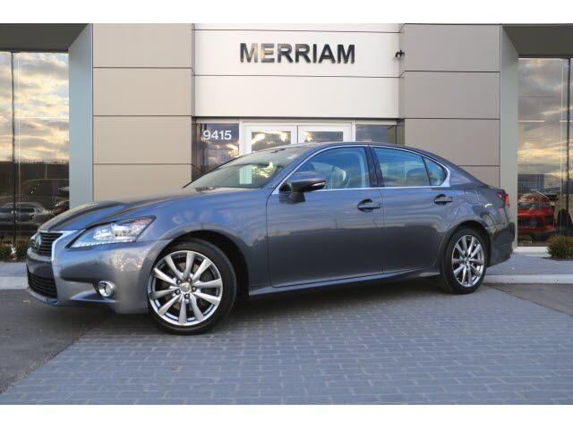2013 Lexus GS 350 Premium Package with Navigation Merriam KS