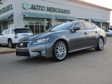2013_Lexus_GS_350 RWD LEATHER SEATS, BLUETOOTH CONNECTION, NAVIGATION SYSTEM, MOONROOF, HEATED/COOLED FRONT SEATS_ Plano TX