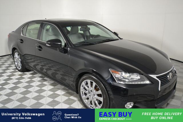 2013 Lexus GS 350 Seattle WA