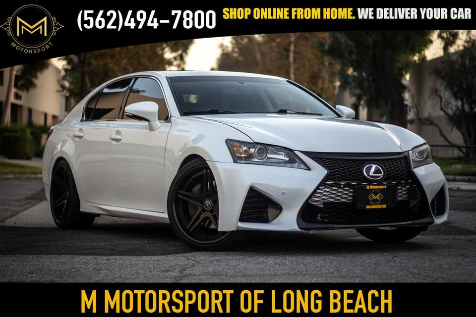 2013_Lexus_GS_GS 350 Sedan 4D_ Long Beach CA