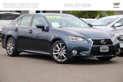 2013_Lexus_GS_Sedan_ Roseville CA