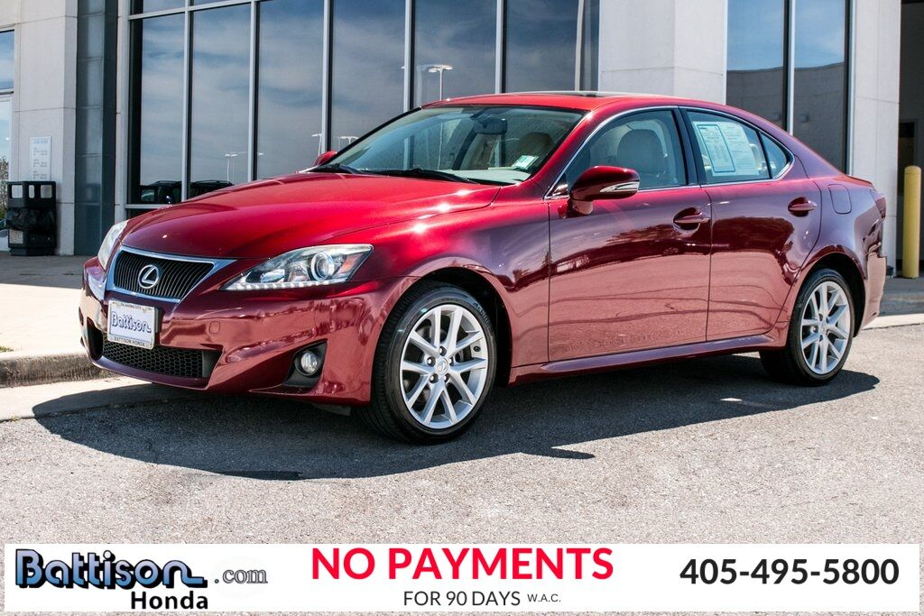 2013_Lexus_IS_250_ Oklahoma City OK