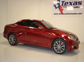 Lexus IS 350C/Convertible  2013